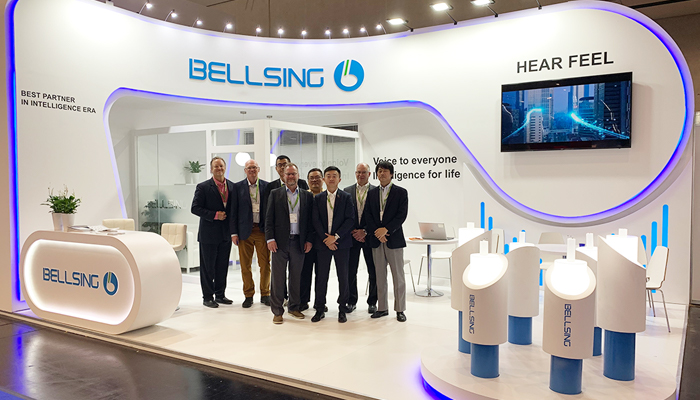Bellsing Exhibits at World's Largest Convention for Hearing Technology